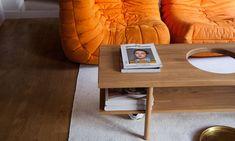 Table Basse Appartement Paris Charles Compagnon et Gesa Hansen