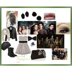 """Teen Wolf- Allison Argent Inspired outfit."" by acutiewithstyle on Polyvore"