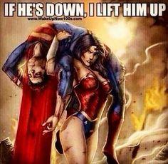 Lifting men