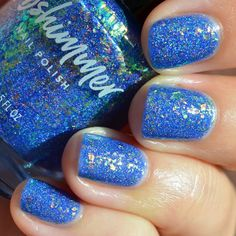 KBShimmer Sól Blue (LE) swatch Aqua Color, Teal Blue, Green Colors, Nail Polish Blog, Nail Polish Brands, Copper Red, Blue Nails, Little Things, Summer Collection