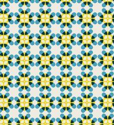 Almond pattern  By Maja Modén #pattern