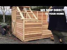 Cedarshed is the world leader in custom outdoor DIY cedar buildings for your home, including wood storage sheds, gazebo kits, garden shed plans and accessories. Call us today at Barn Plans, Shed Plans, Backyard Gazebo, Patio, Wood Storage Sheds, Red Cedar, World Leaders, Woodworking, Cedar Sheds
