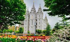 Salt Lake Utah  PC: @marcos_pickett  #mormontemple #mormon #ldstemple #ldstemples #ldschurch #ldstempleaday #saltlaketemple #lds