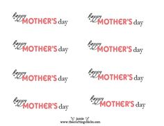{Mother's Day Card