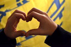 Sverige i mitt hjärta <3 OS-GULD!!