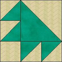 Quilt-Pro - Block of the Day---T Block The Block of the Day is available to all quilters, regardless of whether you own our software programs.