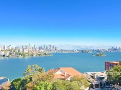 Incredible view of Sydney