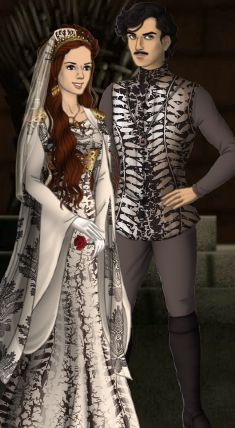 Lycorus Black married Magenta Tripe. They became the next patriarch and matriarch of the Black family, right after Darrel and Wilfreda.