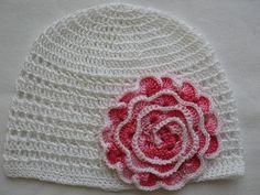 Din resturile de fire - pălării de vară pentru copii