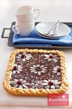Polish Desserts, Polish Recipes, Polish Food, Malt Loaf, Lane Cake, Delicious Desserts, Dessert Recipes, Easter Dishes, Bakken