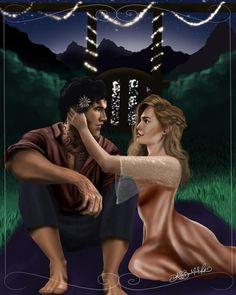"Dark And Beautiful Art on Instagram: ""Elriel ❤️"