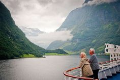 Cruising the Norwegian Fjords with Fred Olsen. Image thanks Norway Fjords, Olsen, Cruises, Mountains, Nature, Travel, Image, Naturaleza, Viajes