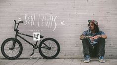 Benny Lewis June bike check up on Fit bike co. site. Stop by INRUSH bicycles in fort wayne indiana to get some of his signature parts. BMX!