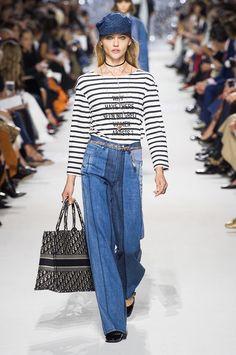 54cf1626bff5 best paris fashion week looks spring 2018 christian dior look 1 Paris  Fashion, Catwalk Fashion
