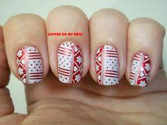 Christmas on your nails!