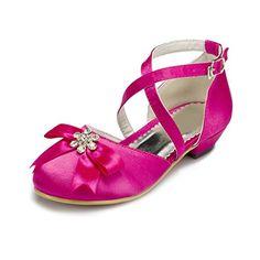 iBaste Ballerina Schuhe Kommunionschuhe Ballerina Mädchen Schuhe Sommerschuhe Kinderschuhe Sandalen Hochzeit Feier Gr. 28-34 - http://on-line-kaufen.de/ibaste-9/ibaste-ballerina-schuhe-kommunionschuhe-schuhe-2