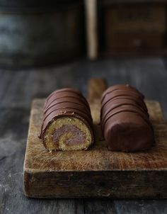 Tiernos de chocolate