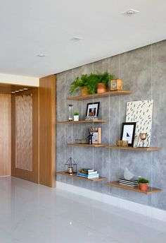 great tv wall design ideas for living room decoration 28 Apartment Interior, Home Living Room, Interior Design Living Room, Living Room Designs, Living Room Decor, Interior Decorating, Home Decor Kitchen, Diy Home Decor, What Is Interior Design