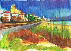 Lápices de colores, 17x12 cm (Ref. 57)