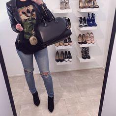 FASHION DRUG @denisemelissa_ The large Givench...Instagram photo | Websta (Webstagram)
