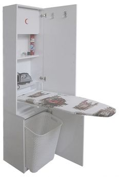 """Excellent """"laundry room storage diy shelves"""" info is available on our site. Check it out and you wont be sorry you did. Laundry Closet, Laundry Room Organization, Small Laundry, Laundry Room Design, Laundry Rooms, Bathroom Closet, Closet Organization, Organization Ideas, Küchen Design"""