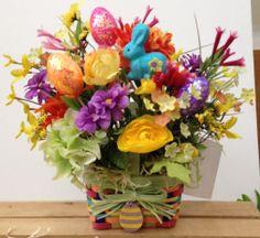 Easter Spring Arrangement