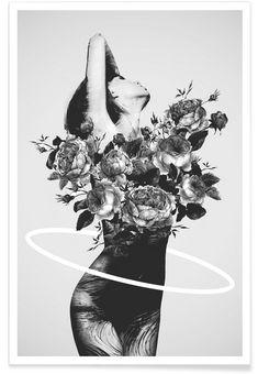 Only You en Affiche premium par Dániel Taylor | JUNIQE