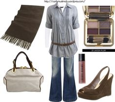 """Weekend cool"" by jamericanmuslimah on Polyvore"