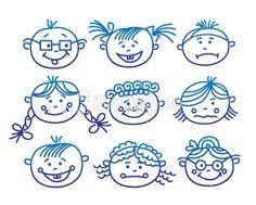 Baby cartoon faces                                                                                                                                                                                 More