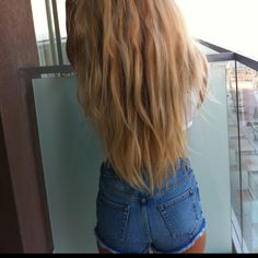 This is the length and cut that I want my hair.
