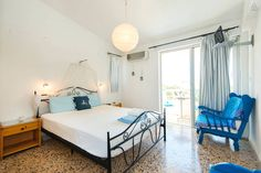 Vacations in Greece! Your summer house on Rhodes! Greece Tourism, Greece Vacation, Rhodes, Bed, Vacations, Studios, Furniture, Summer, Home Decor