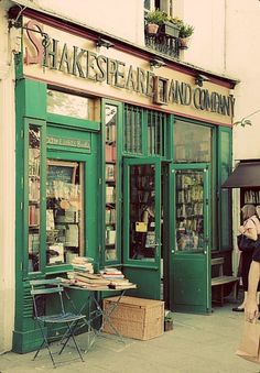 Shakespeare's and company