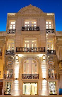 El edificio de la Poesía, Buenos Aires (Quiero vivir aquí)