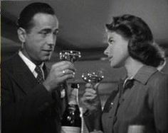 One of the all time great couples...and they loved CHAMPAGNE!