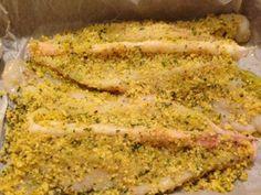 Coda di rospo al forno gratinata alle mandorle, Ricetta da Pelledipollo - Petitchef
