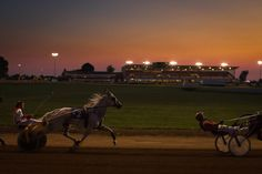 Racing at the Red Mile