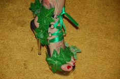 Poison Ivy Costume Makeup | New York Comic Con On Saturday, October 15, 2011: The Attendees (Part ... Found my shoes