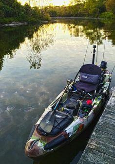 Fishing Kayaks For Sale, Kayak Fishing Gear, Usa Fishing, Bass Fishing Shirts, Fishing Shop, Kayaking Gear, Kayak Camping, Canoe And Kayak, Trout Fishing