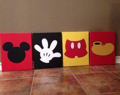 Minnie Mouse personalizado nombre Letras precio por KimsCrafts39