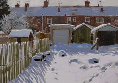 Landscape paintings - Haidee-Jo Summers artist