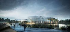 CGarchitect - Professional 3D Architectural Visualization User Community | Music Academy in Bydgoszcz