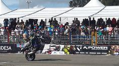 Show Stunt (motos),  29 Gran Premio Nacional Mobil Delvac.