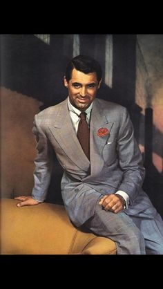 Cary Grant - Old Hollywood Charms and Beauty. Hollywood Men, Vintage Hollywood, Hollywood Stars, Classic Hollywood, Vintage Vogue, Hollywood Glamour, Cary Grant, Divas, Becoming An American Citizen