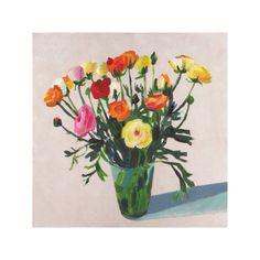 Flowers in a Vase 2 by Tali Yalonetzki | Artfully Walls