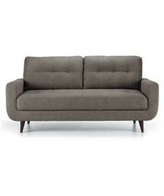 Adal Retro 3 Seater Sofa - Slate. Selling in Argos