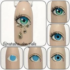 Cute Nail Designs For Spring – Your Beautiful Nails Trendy Nail Art, Easy Nail Art, Pedicure Designs, Nail Art Designs, Nails Design, Design Art, Diy Nails, Cute Nails, Nagellack Design
