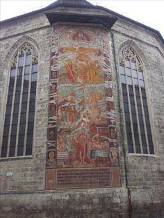 St. James church in Wasserburg, Upper Bavaria