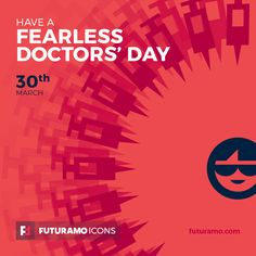 Have a fearless doctors day! Check out our FUTURAMO ICONS – a perfect tool for designers & developers on futuramo.com