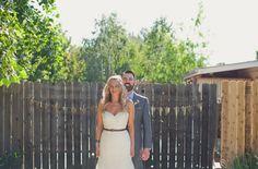 Santa Ynez Backyard Wedding: Tenille + Travis