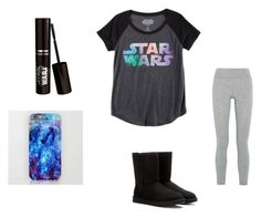"""Star wars  (READ DESCRIPTION)"" by ahriraine ❤ liked on Polyvore featuring UGG Australia, LAAIN, Hybrid, women's clothing, women, female, woman, misses and juniors"
